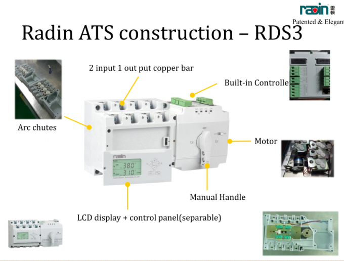 generator automatic transfer switch wiring diagram free rds3