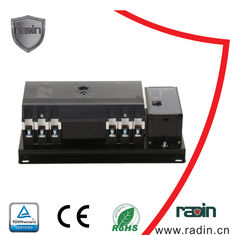 China SCM Control Automatic Transfer Switch White With Customizable Working Voltage supplier