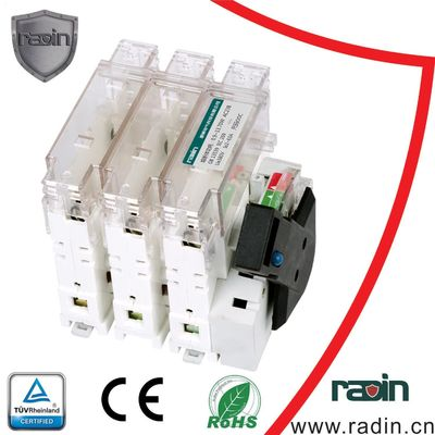 China Side Operating Load Break Disconnect Switch , Gl On Load Isolator Switch supplier