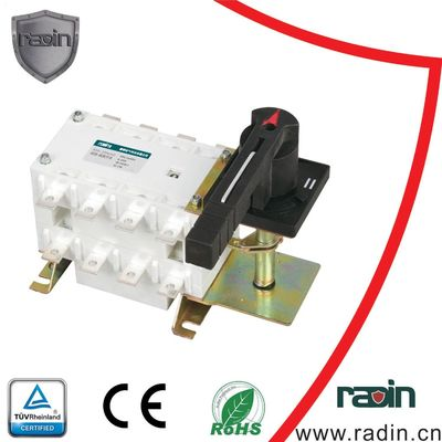 China LOAD BREAK SWITCH ( changeover ) 125 - 3150A ( RDGLZ ) supplier