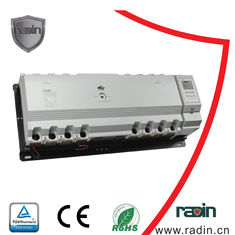 China Back Up 4 Circuit Generator Transfer Switch 100A To 1250A For Emergency Power Supply supplier