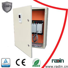 China Wind Power Changeover Switch Box 100A - 1250A White Black For Shopping Mall supplier
