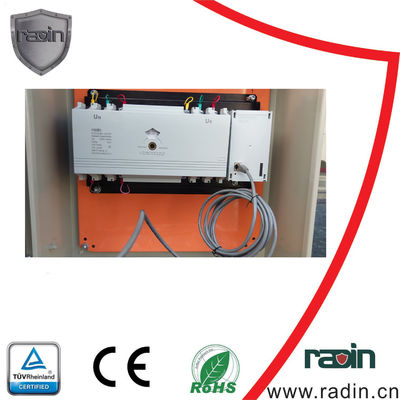 China Automatic ATS Control Panel Generac Generator 100A To 1250A With Auto Recovery supplier