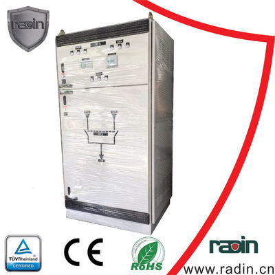 China Emergency Automatic Generator Transfer Box With Compact Metal Case Industrial supplier