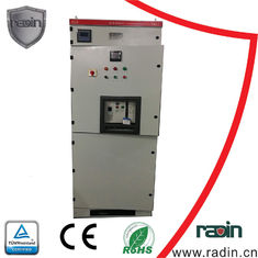 China Dual Power Bypass ATS Control Panel Automatic Transfer Switch No Stop DC 220V supplier