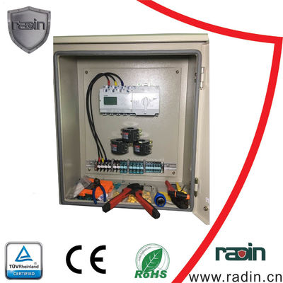 China Automatic ATS Control Panel With LCD Display 230V/50HZ RS485 Port IEC60947 supplier