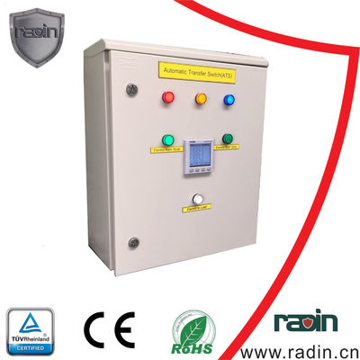 China Patented Control ATS Control Panel Gear Power White Black 10A-630A PC Type supplier