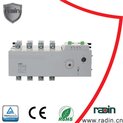 China 250A Generator Manual Transfer Switch , DC12V 24V ATS Auto Transfer Switch supplier