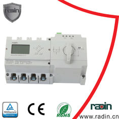 China Manual Dual Power Transfer Switch 10A-630A ODM Available RDS3-E RS485 Port supplier