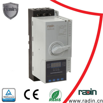 Digital 3 Phase Protection Devices , Electrical Overload Protection Device