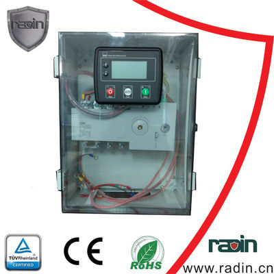 China Automatic Electrical Transfer Panel For High Buildings Low power consumption factory