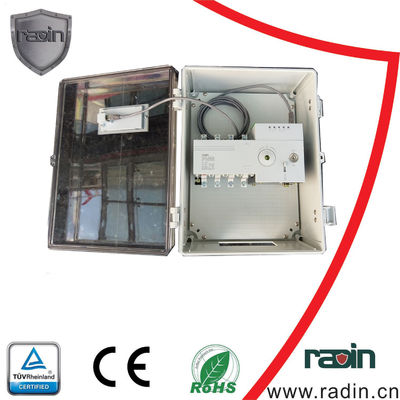 China 250A ATS Control Panel DC12V/24V 16A To 3200A Fire Fighting High Buildings factory