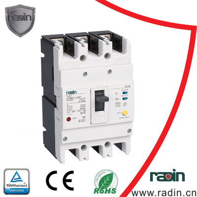 Mould Case Electrical Circuit Breaker ELCB Moving Contact With Short Flashover