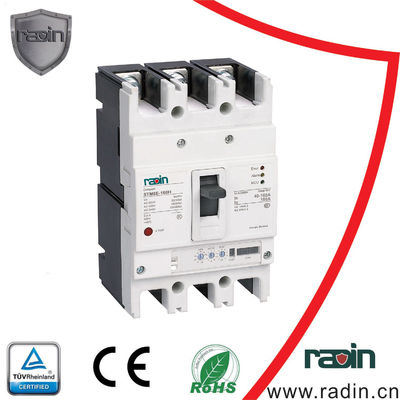 Adjustable Electrical Circuit Breaker Mould Case 800A With U - Shaped Contact