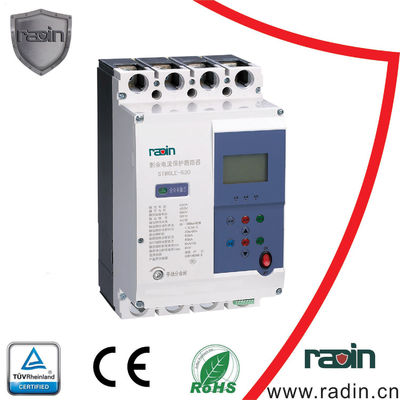 Intelligent Residential Electrical Circuit Breaker Current Operated MCCB 6A-63A