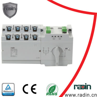 Change Over 200a Generator Transfer Switch , Automatic Power Transfer Switch Generator